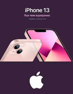 Electronics offers in the Apple catalogue ( More than a month)