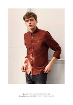 Men's shirt offers in the Tesco catalogue in London