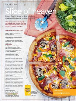 Pizza offers in the Tesco catalogue in Oxford