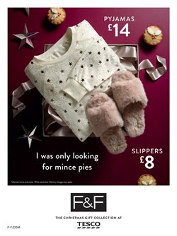 Slip on shoes offers in the Tesco catalogue in London