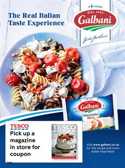 Tesco offers in the London catalogue