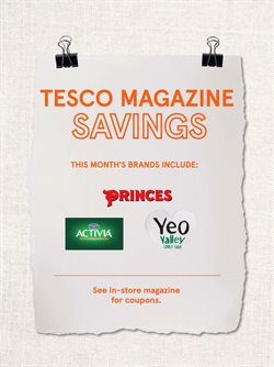 Sales offers in the Tesco catalogue in Reading