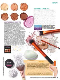 Eyeshadow offers in the Tesco catalogue in London