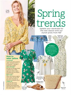 Dress offers in the Tesco catalogue in London