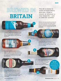Beer offers in the Tesco catalogue in London