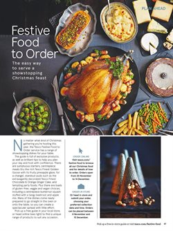 Ready meals offers in the Tesco catalogue in Leicester
