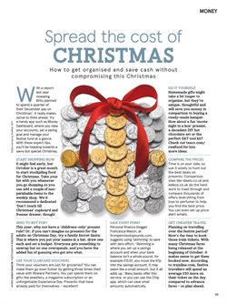 Christmas decoration offers in the Tesco catalogue in London