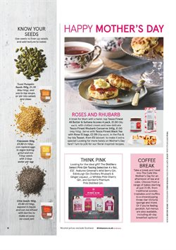Tea offers in the Tesco catalogue in London