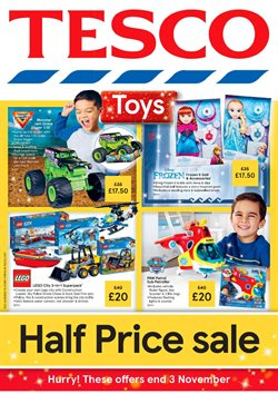 Tesco catalogue ( 11 days left )