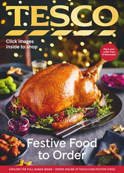 Tesco catalogue ( Expires today )