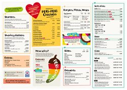 Restaurants offers in the Nando's catalogue in Belfast ( 3 days ago )