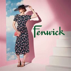 Fenwick offers in the London catalogue