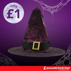 Poundstretcher offers in the London catalogue