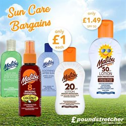 Oil offers in the Poundstretcher catalogue in London