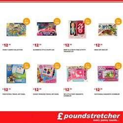 Games offers in the Poundstretcher catalogue in Coventry