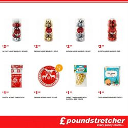 Paper offers in the Poundstretcher catalogue in London