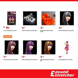 Infusions offers in the Poundstretcher catalogue in York
