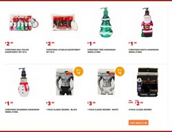 Christmas tree offers in the Poundstretcher catalogue in London