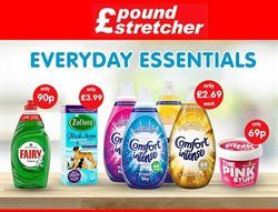 Poundstretcher offers in the Lewisham catalogue