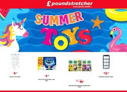 Poundstretcher offers in the Leeds catalogue
