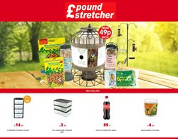Poundstretcher catalogue in Wigan ( Expires tomorrow )