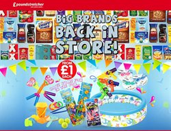 Poundstretcher catalogue in Liverpool ( Expired )