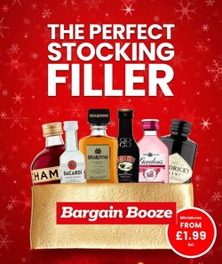 Bargain Booze catalogue in London ( Expired )