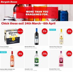 Bargain Booze catalogue in Sheffield ( More than a month )