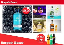 Bargain Booze catalogue in Deeside ( 16 days left )