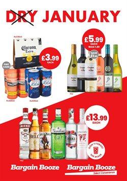 Bargain Booze catalogue in London ( 9 days left )