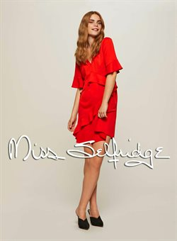 Miss Selfridge offers in the London catalogue