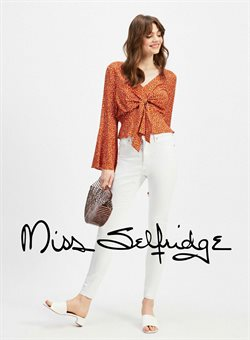 Miss Selfridge offers in the Leicester catalogue