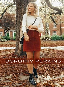 Dorothy Perkins offers in the Leicester catalogue