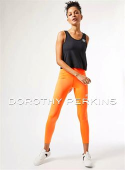Dorothy Perkins catalogue in Brighton ( More than a month )