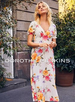 Dorothy Perkins catalogue in London ( More than a month )