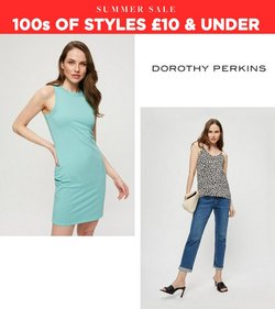Dorothy Perkins offers in the Dorothy Perkins catalogue ( 6 days left)