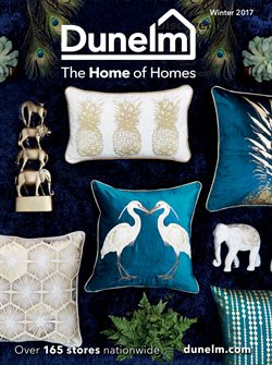 Dunelm Mill offers in the Basingstoke catalogue