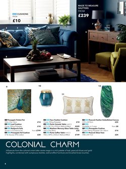 Sofa offers in the Dunelm Mill catalogue in London