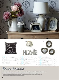 Photo frame offers in the Dunelm Mill catalogue in London