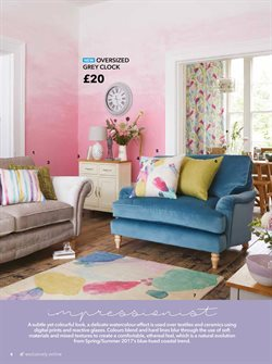 Painting offers in the Dunelm Mill catalogue in Runcorn