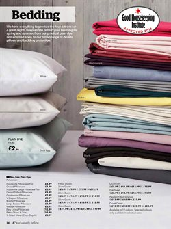 Bedding offers in the Dunelm Mill catalogue in Worthing