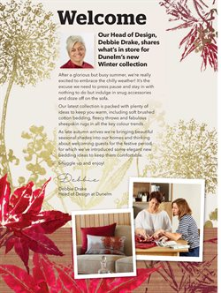 Sofa offers in the Dunelm Mill catalogue in Widnes