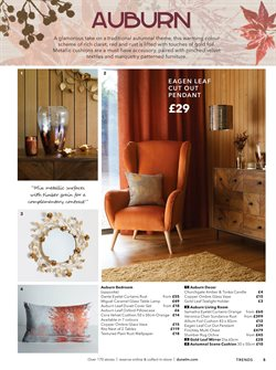 Curtains offers in the Dunelm catalogue in Warrington