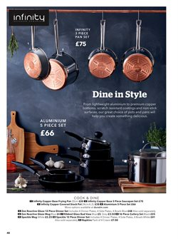 Kitchen offers in the Dunelm Mill catalogue in London