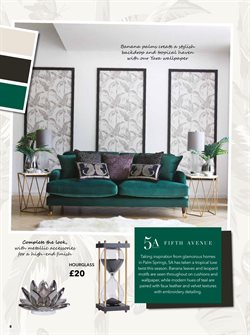 Wallpaper offers in the Dunelm catalogue in London