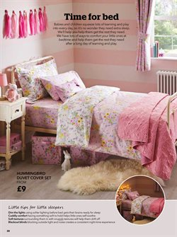Lighting offers in the Dunelm catalogue in Coventry