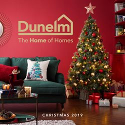 Dunelm offers in the Sheffield catalogue
