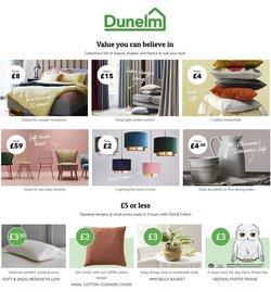 Dunelm catalogue ( 8 days left)