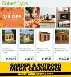Robert Dyas offers in the Robert Dyas catalogue ( Expires tomorrow)