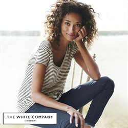 The White Company offers in the London catalogue